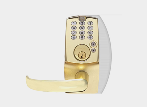 Schlage Cobra Lock Attractive To All But The Intruder